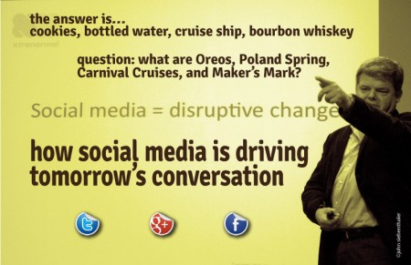 social networks drive mainstream media