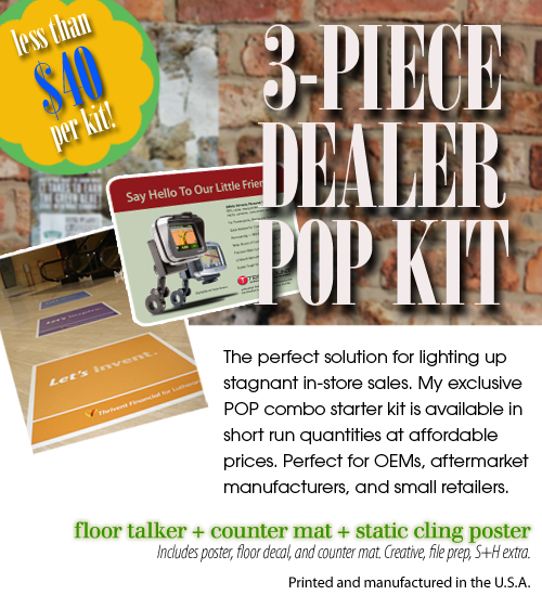 value POP starter kit
