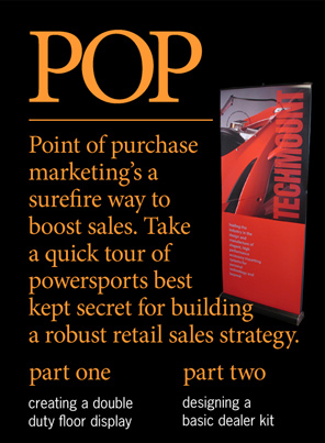 POP is a great way to pump sales and build loyalty