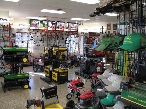 visiting thomasville, georgia's greensouth agricultural equipment supplier