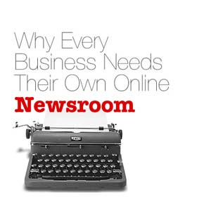 online newsrooms are essential