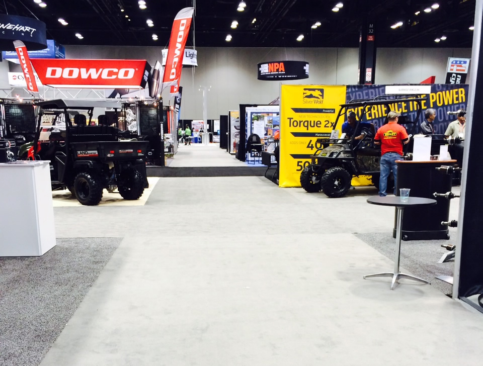 Sunday morning coming down - Dealer Expo's Chicago hangover