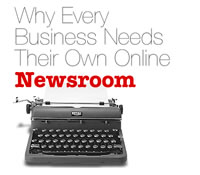 setting up an online newsroom is a must