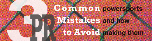 avoiding the most common pr mistakes