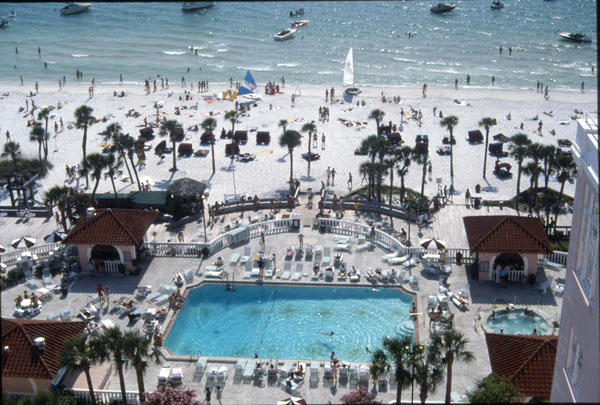 Don Cesar Gulfside pool